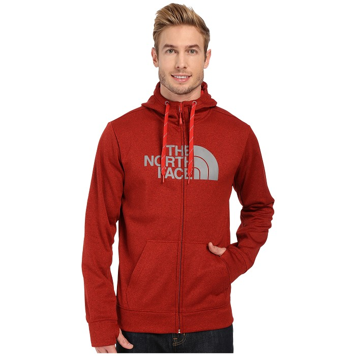 the north face mens tops parka surgent half dome full zip hoodie parallel import go - 네이버쇼핑