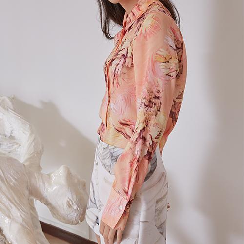 블리다 vleeda wing blouse - 네이버쇼핑