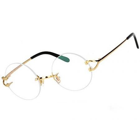 rimless eyeglasses 2017