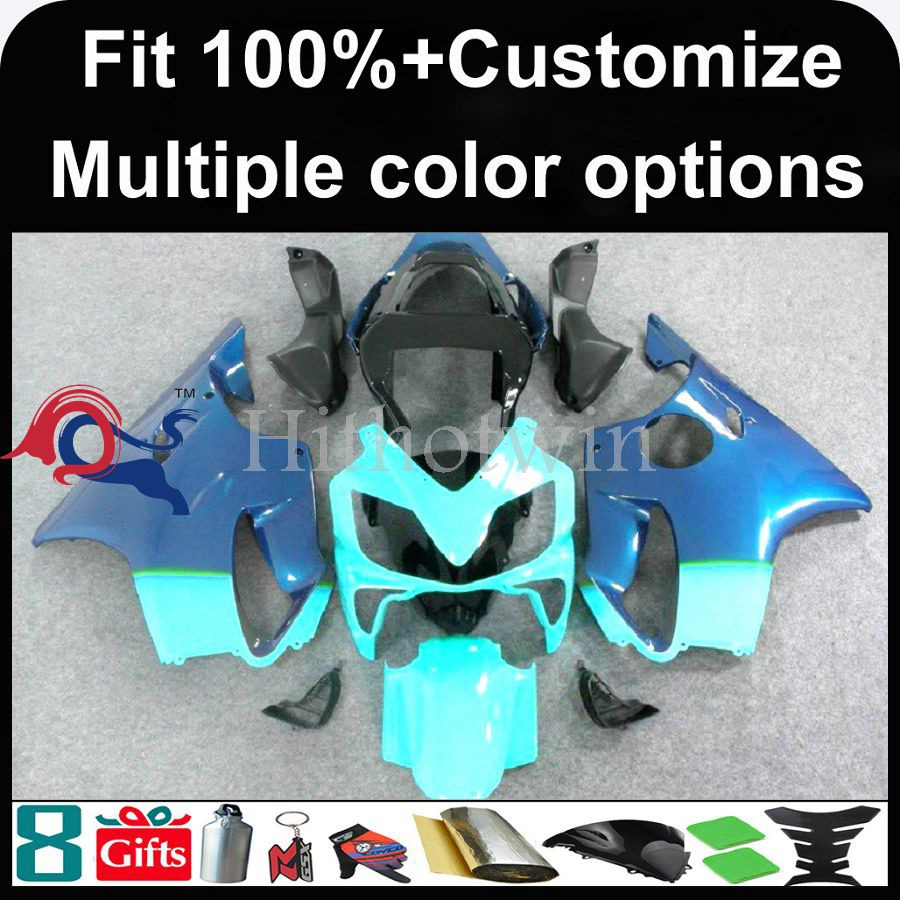 INJECTION MOLDING panels 2001 2002 2003 CBR 600 F4i Plastic Fairing Bodywork Fit blue ABS Fa - 네이버쇼핑