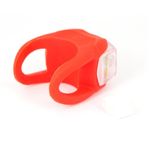 ePathDirect Pair Red and Black Bicycle Water Resistant Safety LED Lamp Light Taillight - 네이버쇼핑