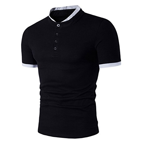 zhhlinyuan soft clothes high quality mens short sleeved solid color cotton t shirt summer - 네이버쇼핑