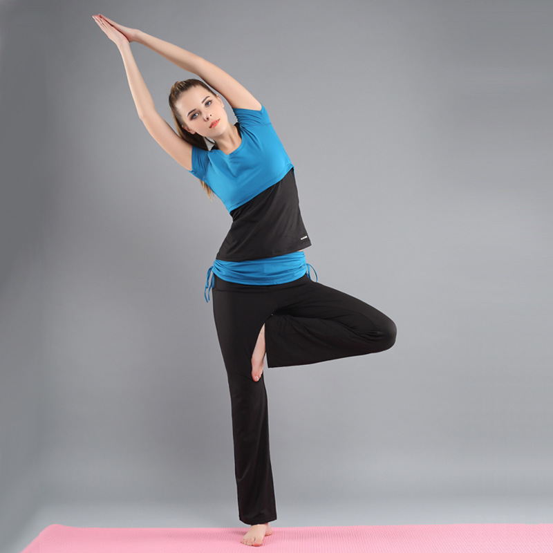 2015 Womens Yoga Clothes Winter Dance Clothes Long-sleeved Aerobics Fitness Workout Clo - 네이버쇼핑