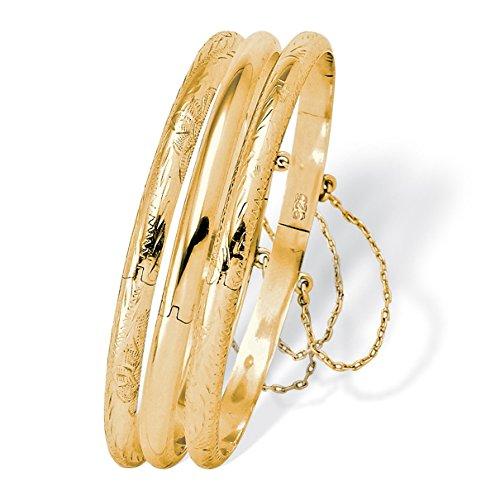 Three-Piece Set Of Bangle Bracelets - 네이버쇼핑