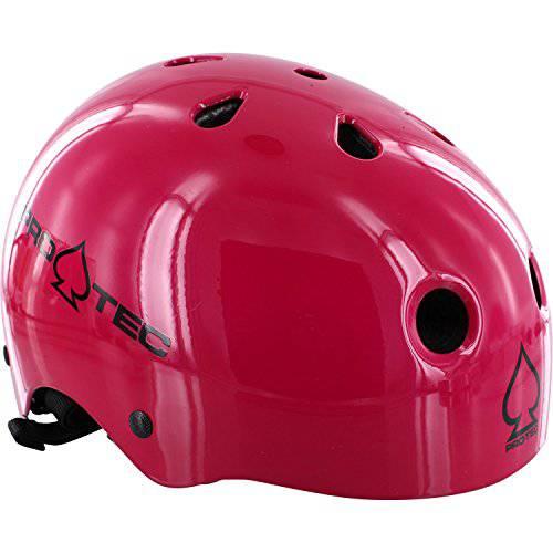 Protec Classic Gloss Pink LARGE Helmet - 네이버쇼핑