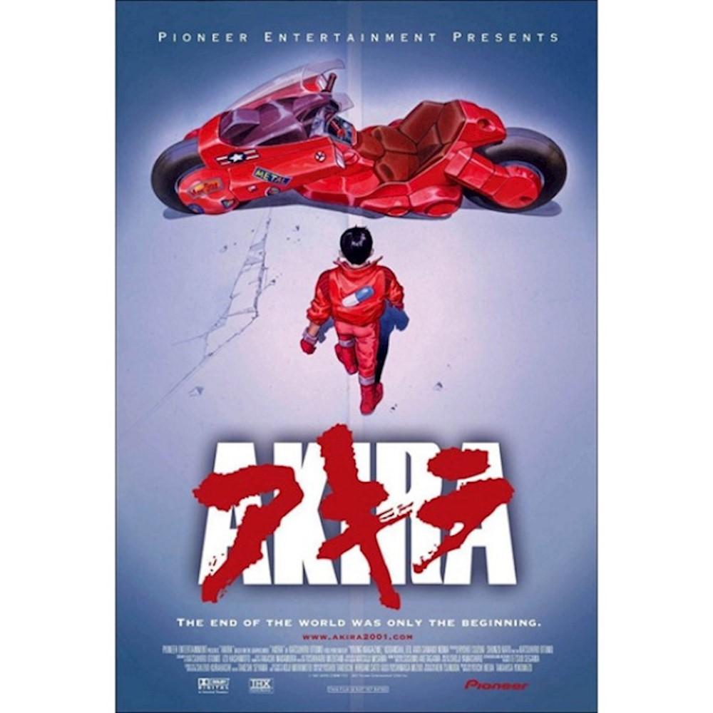 160709 아키라 2001 무비 포스터 91x 61