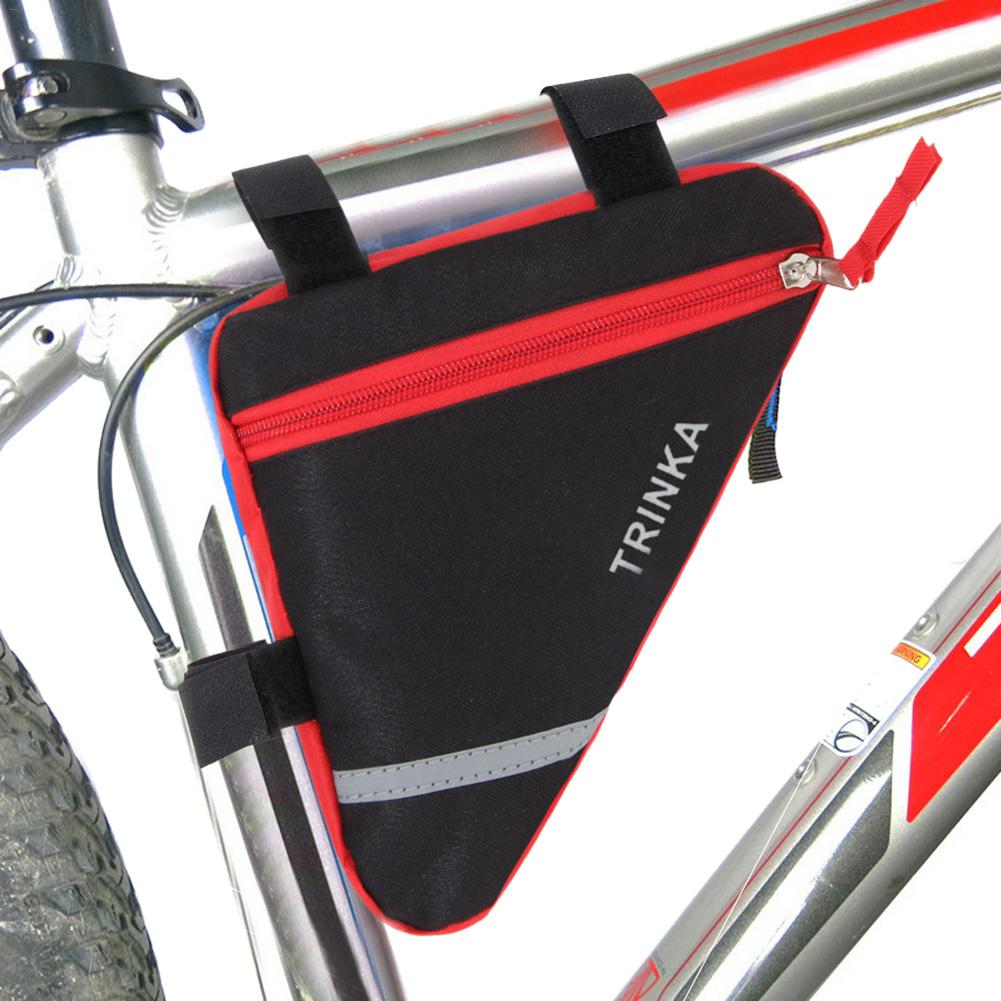 Multifunction Enlarged Mountain Bike Saddle Bag Bicycle Triangle Bag Kettle Water Bottle Bag Kit Bag - 네이버쇼핑