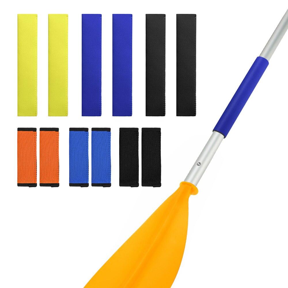 2pcs Neoprene Non-Slip Soft Kayak Canoe Paddle Grips Kayak Boat Accessories S L - 네이버쇼핑