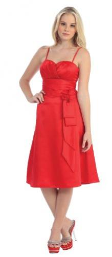 Fiory Naz Womens - Evening Dresses-20-Red FN2510 - 네이버쇼핑