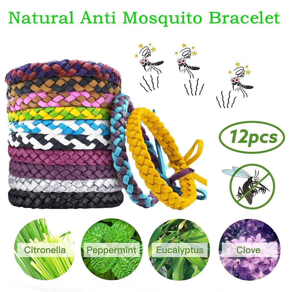 pcs Mosquito Repellent Bracelet Anti Mosquito Bracelet Natural Anti Mosquito Bracelet Anti Mosquit - 네이버쇼핑