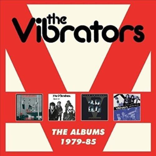 Vibrators - The Albums 4CD Box Set 1979-85 - 네이버쇼핑