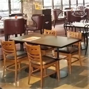 [카페,커피숍용의자전문@파지오]KC-01-145 찰리3,인테리어의자,식탁 ...